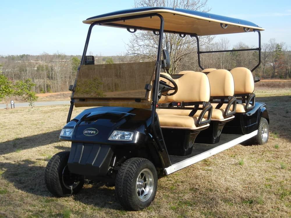 Star Electric Golf Carts 116