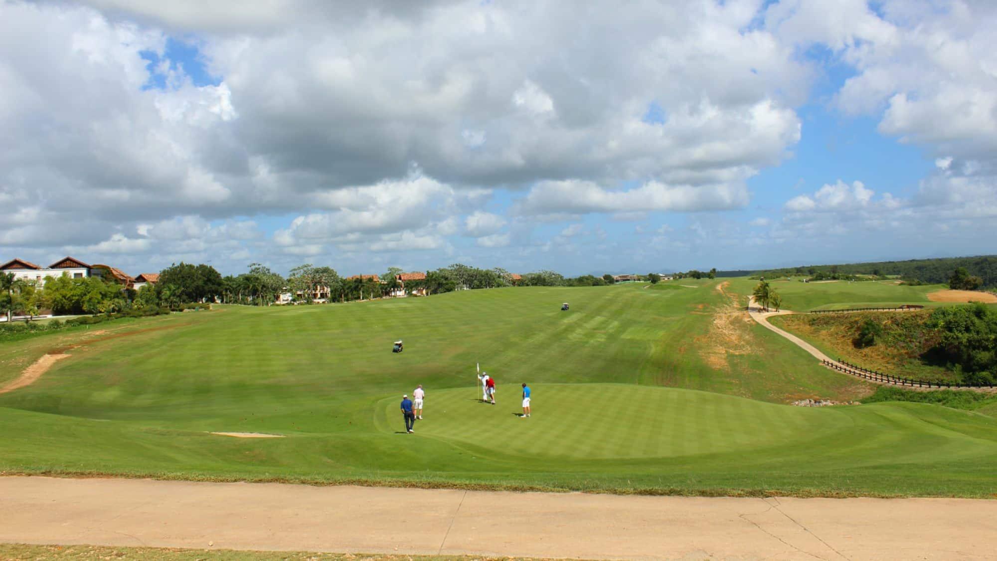 Dye Fore Golf Course Casa de Campo